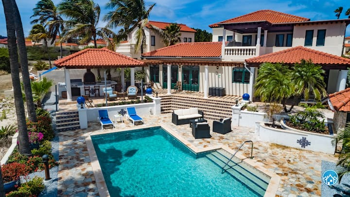 WOW- Private Villa -BEST VIEW-vacation dream home!