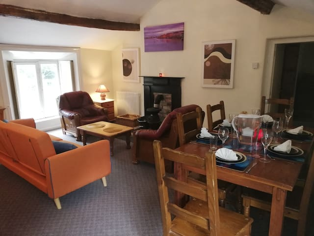 Mill View Lodge Sitting Room