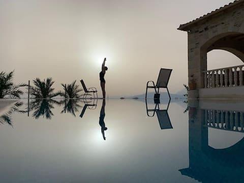 Villa Agapi - sea view - swimming pool - privacy