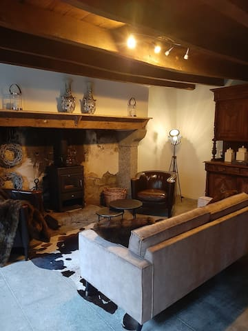 Luxe gîte met authentieke kamers in de Creuse