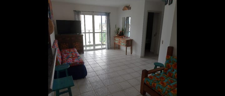 APARTMENT IN FRONT OF THE SEA (30m from the beach)