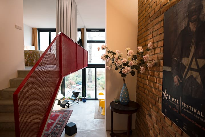 Architekt loft & ogród  = romantyczny & wyjątkowy