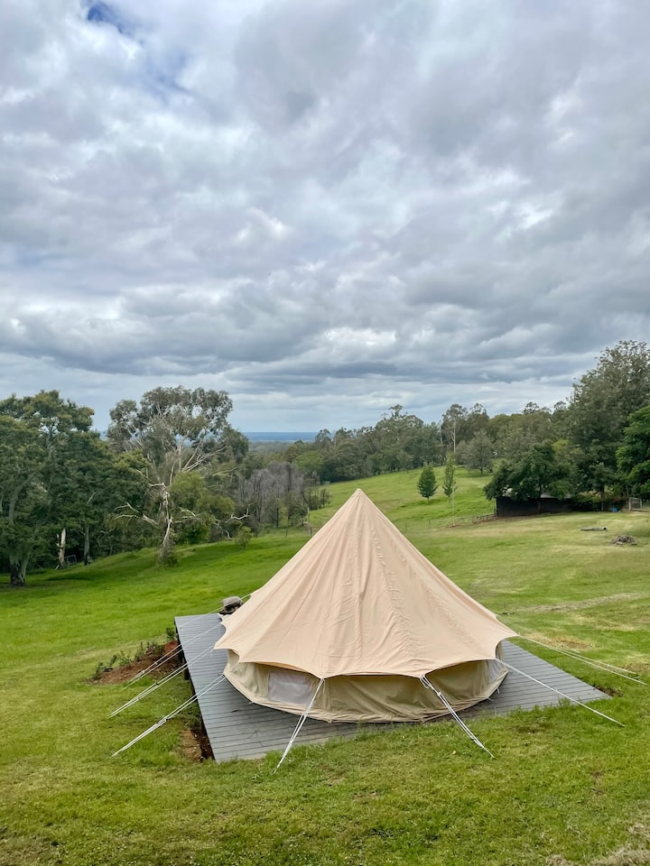 TENT, PART OF OUR ENTIRE HOUSE LISTING FOR 2