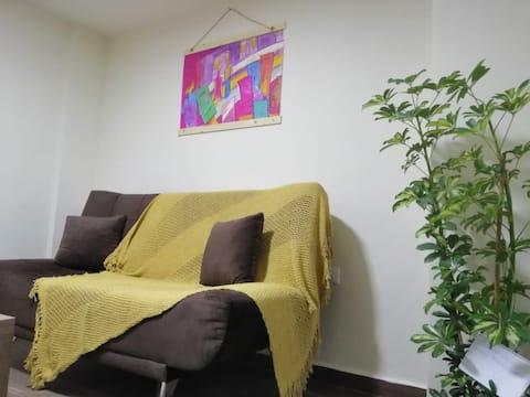 Cozy 1 Bedroom apt in Mar Mikhael