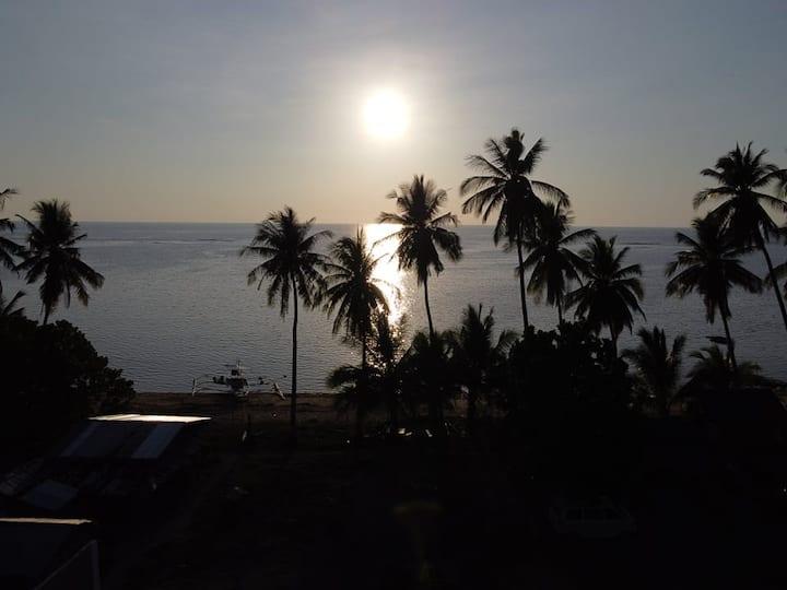 Ocamocam Beach Sunsets