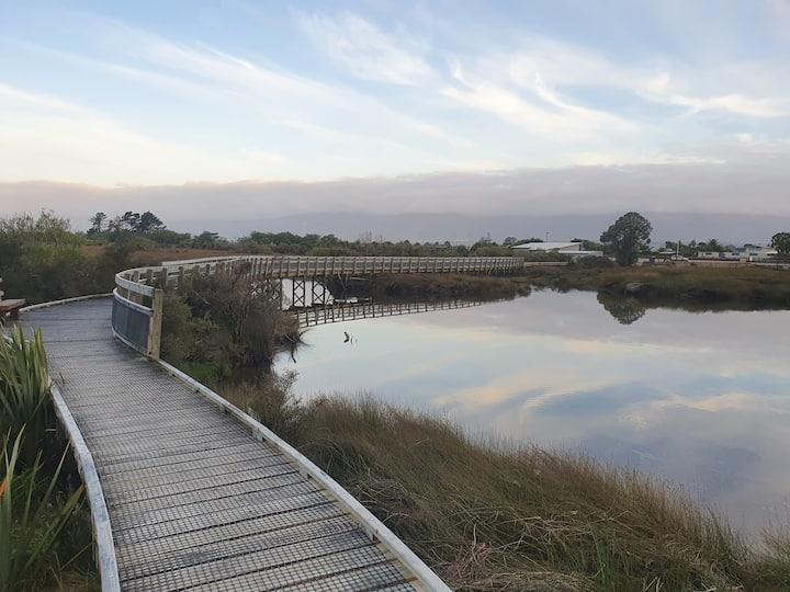Portside Estuary and the Kawatiri Trail