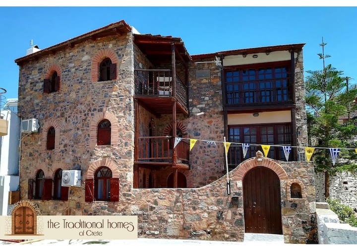 Traditional Homes-House 3 Bedrooms&Pool- Monastery