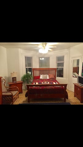 Extra large Master Bedroom