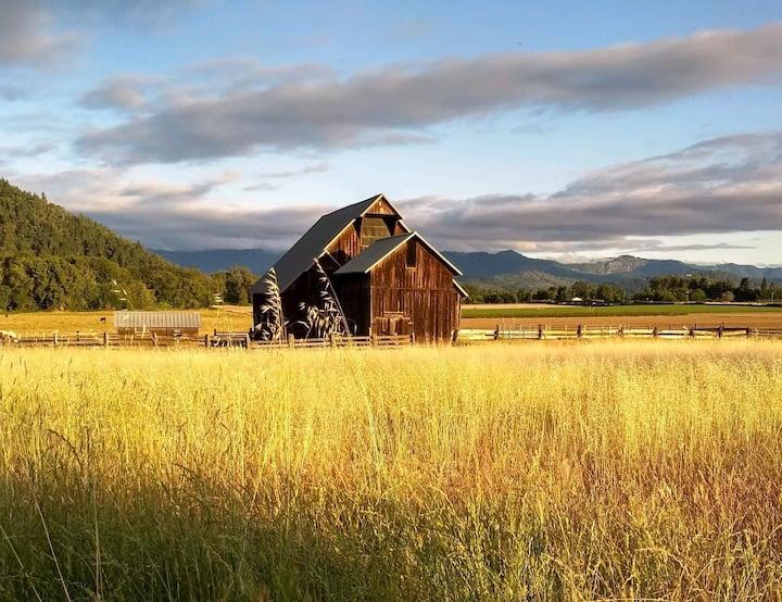 Bailey Bar-None Ranch-live history, modern comfort