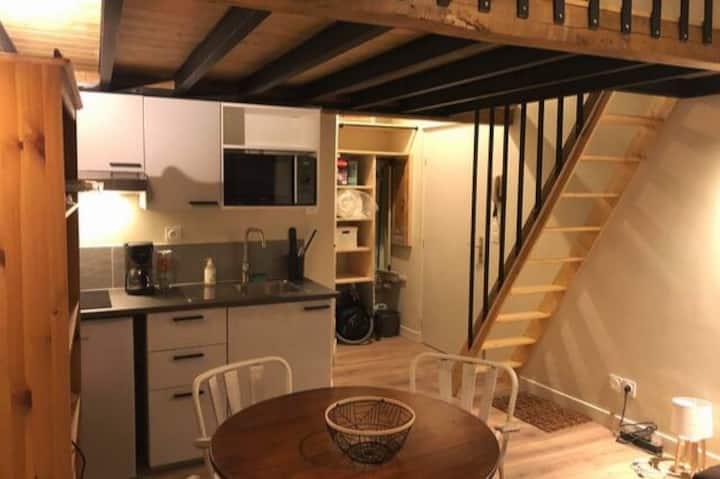 Studio avec terrasse au Coeur de Beaugency