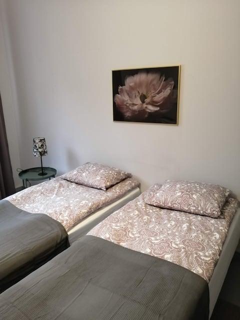 Puikus butas Jūsų pirmam apsilankymui Lahtyje!