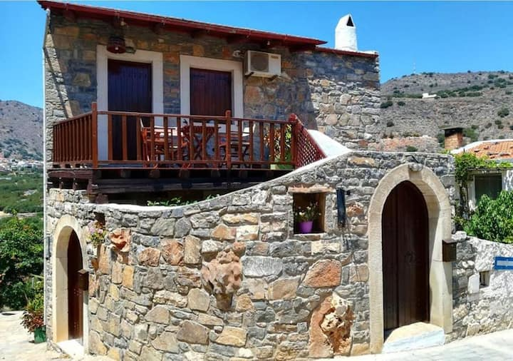 Traditional Homes- House with 1 bedroom- Efterpi