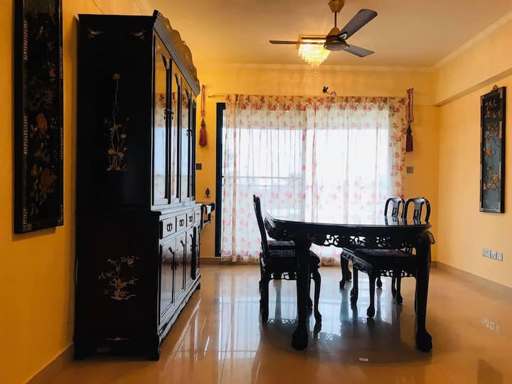 One BHK Premium  Apartment in Trivandrum City