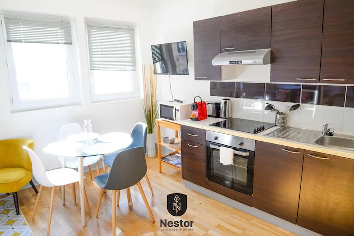 😍🛎 Joli appartement idéal en hyper-centre de Caen