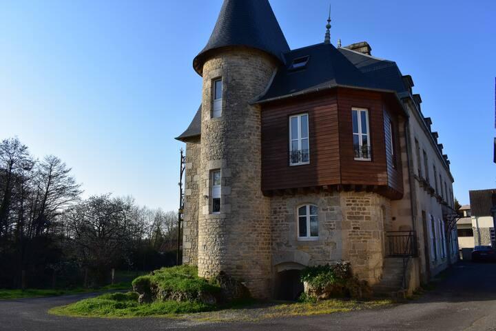 Logement entier avec terrasse à Alençon