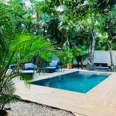 Habitación Rustica muy cerca de playas de Tulum #4