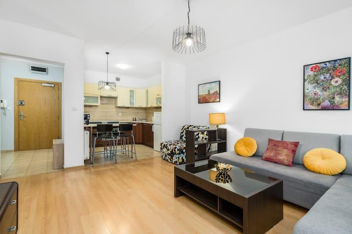 Tulip Apartments -Garbary 95/78d +Garaż
