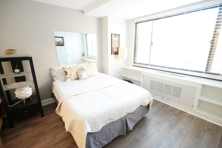 Studio w WiFi in Rosslyn ✭ Metro/ GW/ Medstar