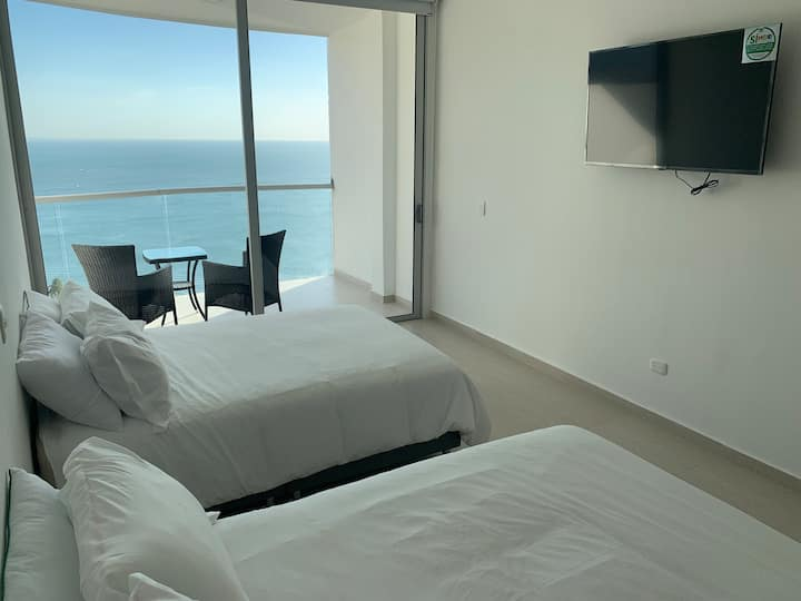 Amazing ApartaSuite, espectacular view!!!