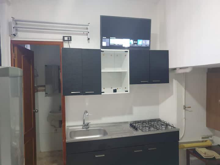 Apartamento Mini, estrato 5 Pilarica, familiar