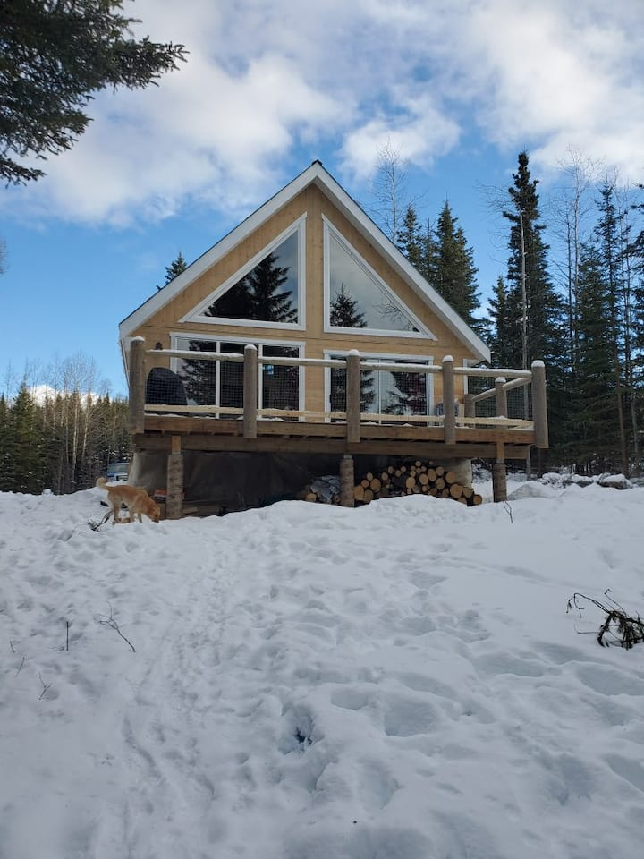 Brand new Cabin with private lakefront access