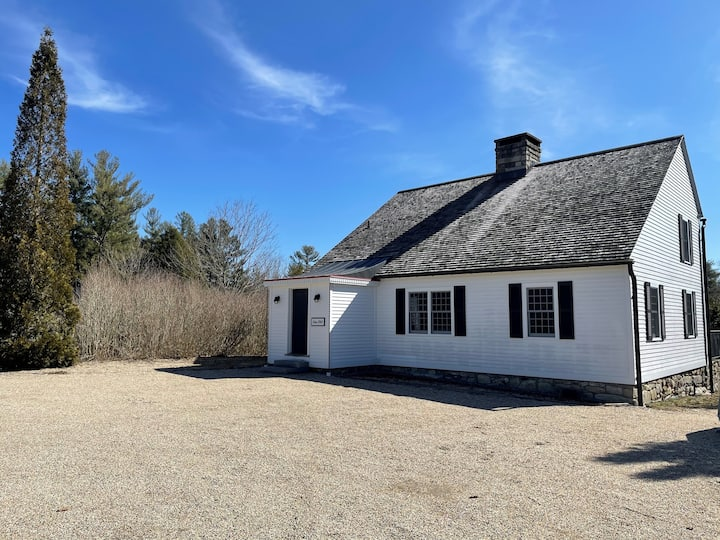 Historic Litchfield Hills Saltbox on large estate!
