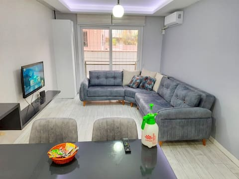 Modern and Comfortable Apartment in Heart of Adana