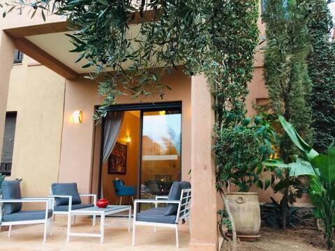 Magnifique appartement 4p. à Marrakech
