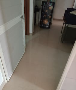 Entrance to Aircon bed room