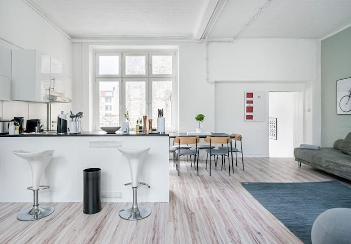 Limehome Berlin Neue Straße - Deluxe Suite