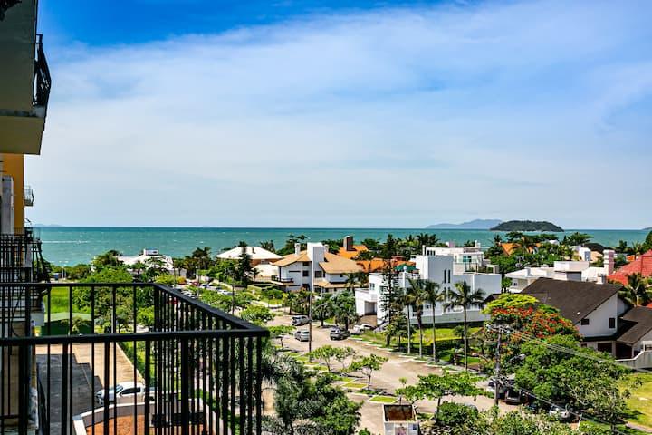 Studio aconchegante em resort beira mar ILC2403