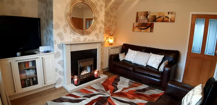 Cosy House in Skipton, Yorkshire Dales