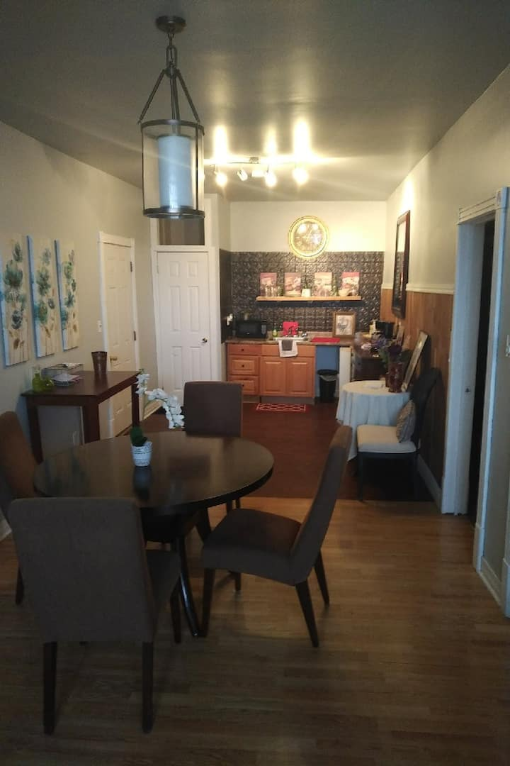 Furnished Luxury Condo in Small Town Ontario