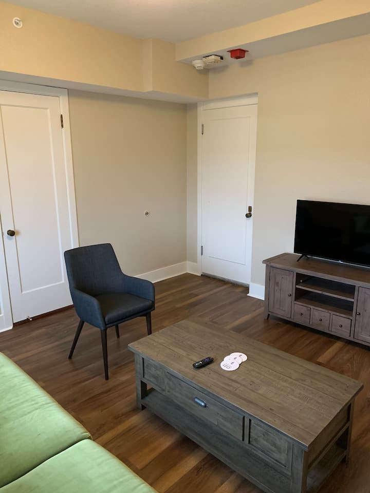 Extended Stay Apartment 620 at The Hotel Leo