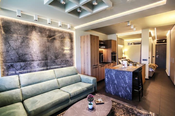 Asklipios Luxury Suite στο κεντρο των τρικαλων