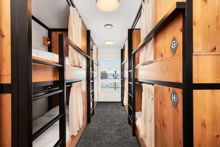Kinship Landing - Women's Shared Bunkroom