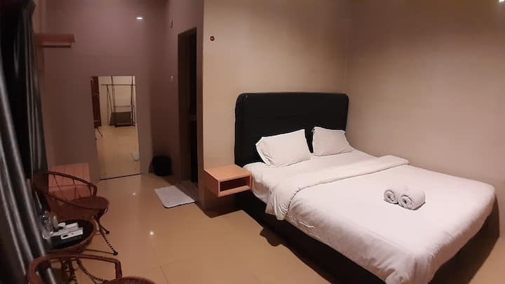 Nice Executive Room at New Hotel Gentala