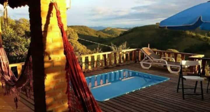 Gabiroba - Casa da Teca em Ibitipoca