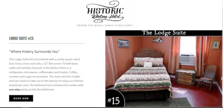 #15 The Lodge Suite - Southwest Elegance