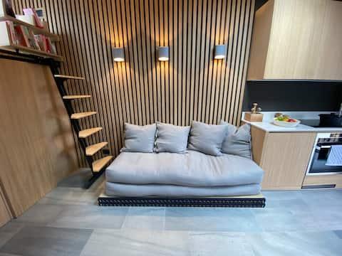 ⫸ Luxurious loft in historic center ༄ Sea 300m