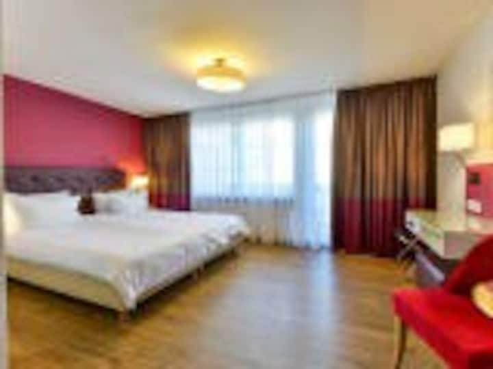 Flair Hotel Vier Jahreszeiten Std Plus Double Room