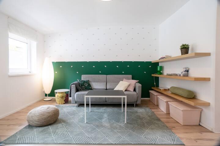 Helle Wohnung in der Altstadt Ebensee am Traunsee