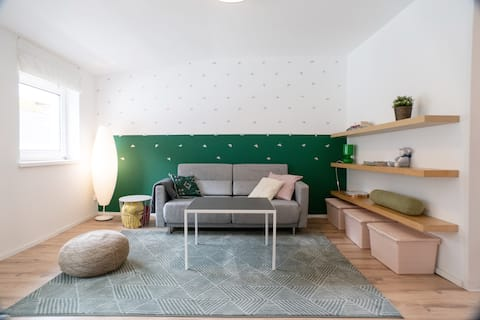 Bright Apartment Historic Centre Ebensee Traunsee