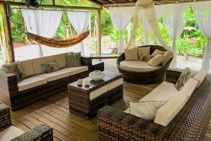 Morada do Aconchego - sua casa na Ilha do Mel