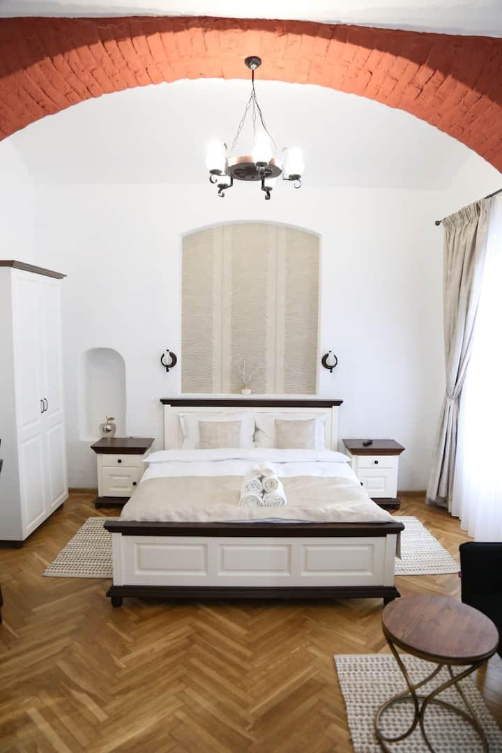 Residence Krone Brasov, centrul istoric dbl deluxe