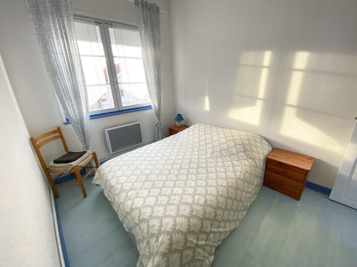 Appartement à 400m du centre ville -4pers- Fouras