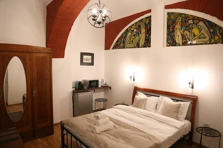 Residence Krone Brasov centrul istoric dbl economy