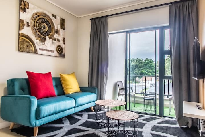Insaka's 2 The Reid Luxurious Apartment - Sandton