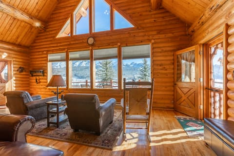 A-Frame of Mind -Great view-Hiking-Fishing-Firepit