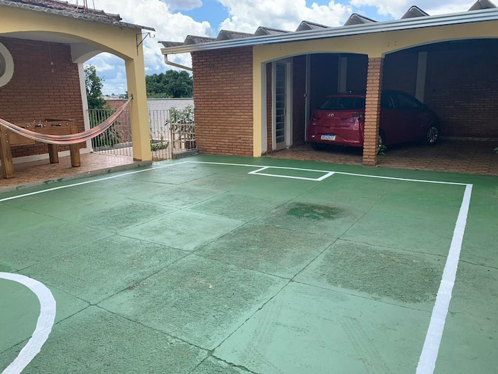 Casa de campo próximo ao centro de São Carlos